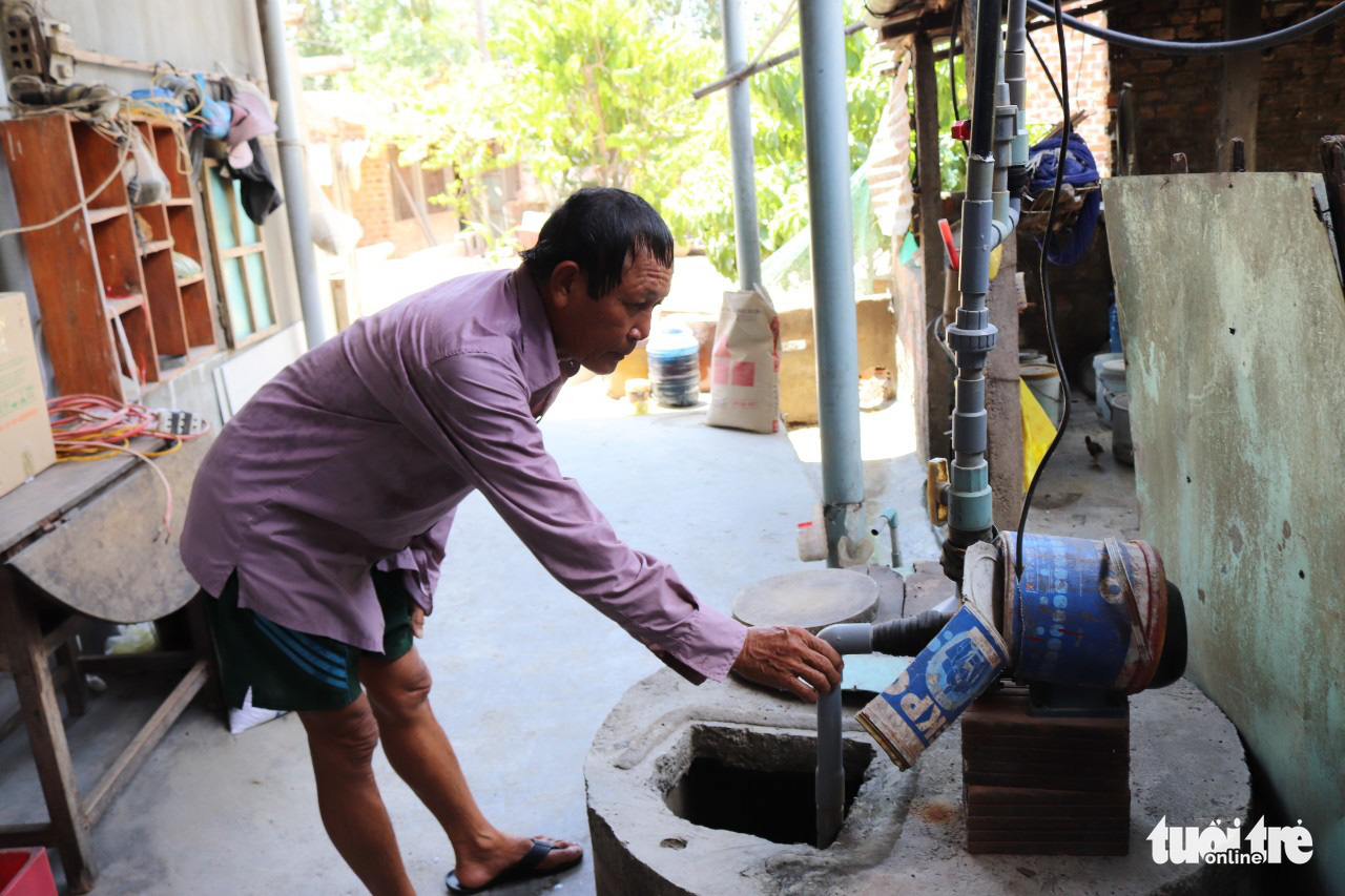 Official blames pipeline issues for chronic water scarcity dogging 3,400 households in Vietnam