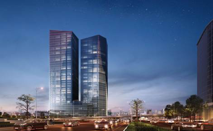 Capital Place will be a key commercial building with a direct connection to Hanoi's subway system at Line 3: Kim Ma – Nhon – Hanoi Station via the commercial floor, creating easier access for business enterprises to this building.