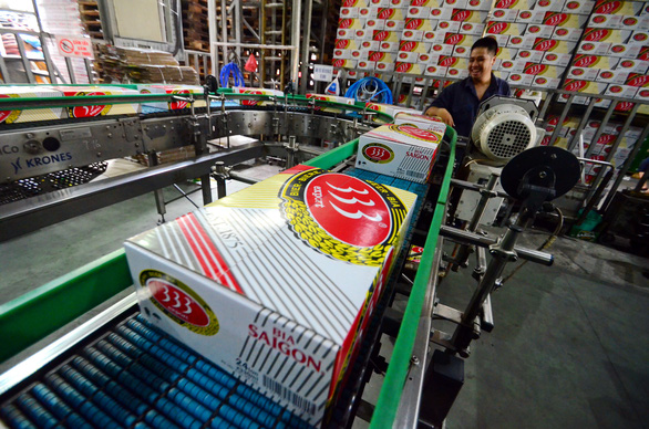 Vietnam to divest 36-percent state stake in brewer Sabeco