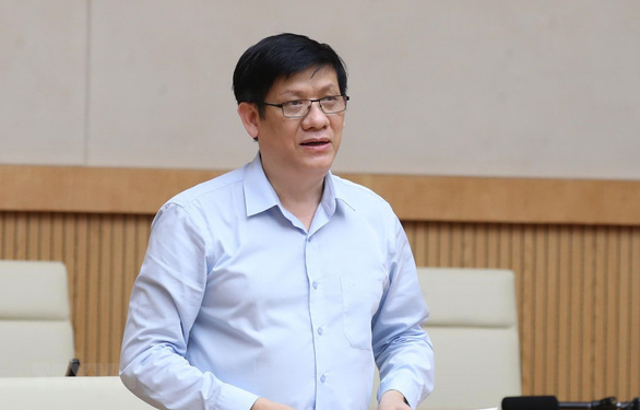 COVID-19 pundit named Vietnam's acting health minister