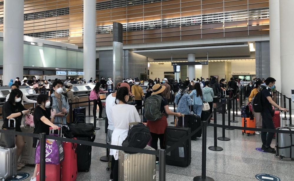Vietnamese man dies on repatriation flight from US