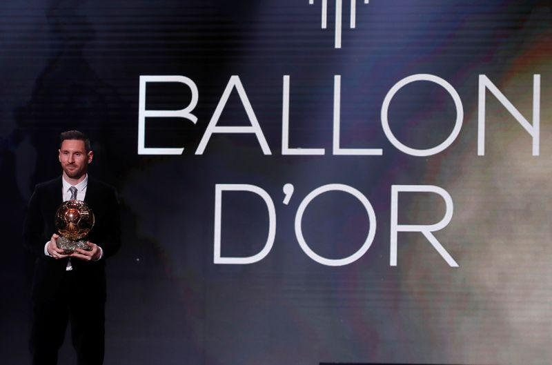 Ballon d'Or 2020 scrapped due to coronavirus disruption: organisers
