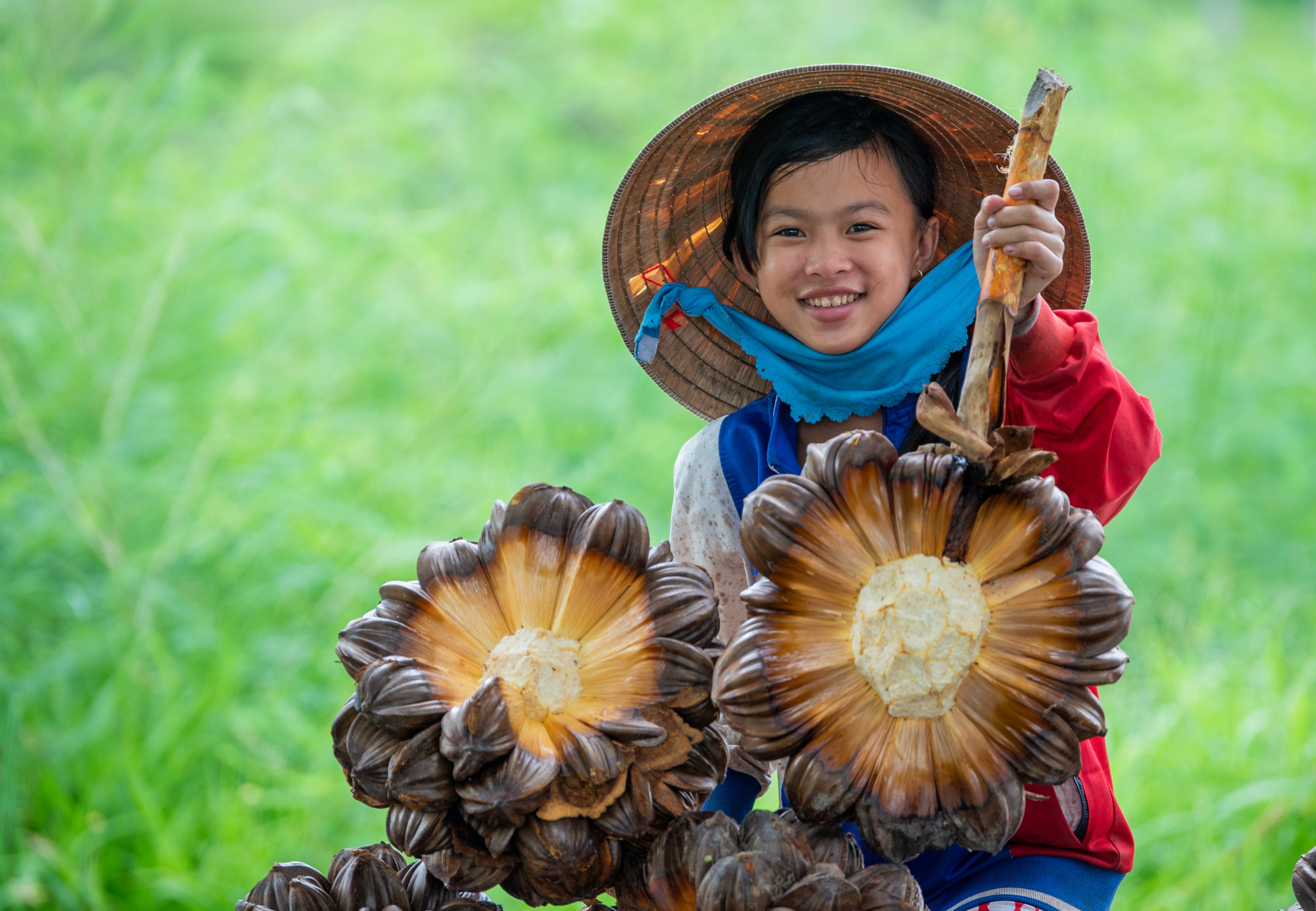 Photos capture beauty of Ho Chi Minh City's rural Can Gio District