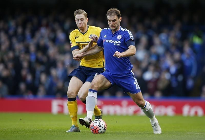 Former Chelsea star Ivanovic's Facebookaccountallegedly hacked by Vietnamese