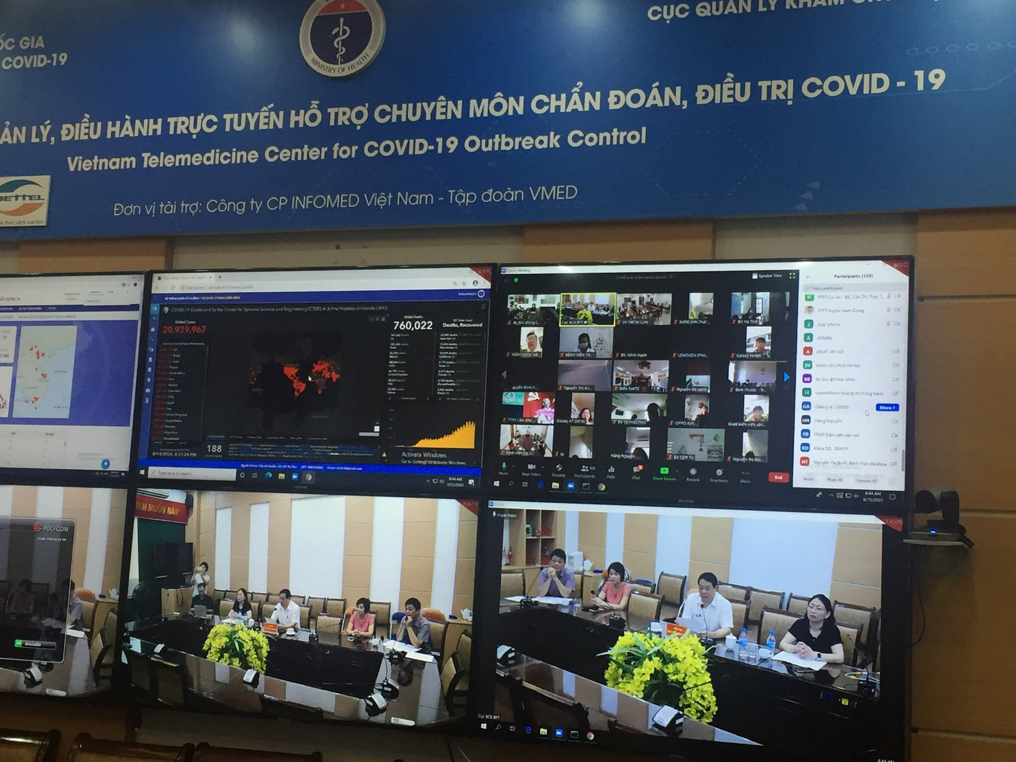 Vietnam documents one imported COVID-19 case, one virus-related fatality