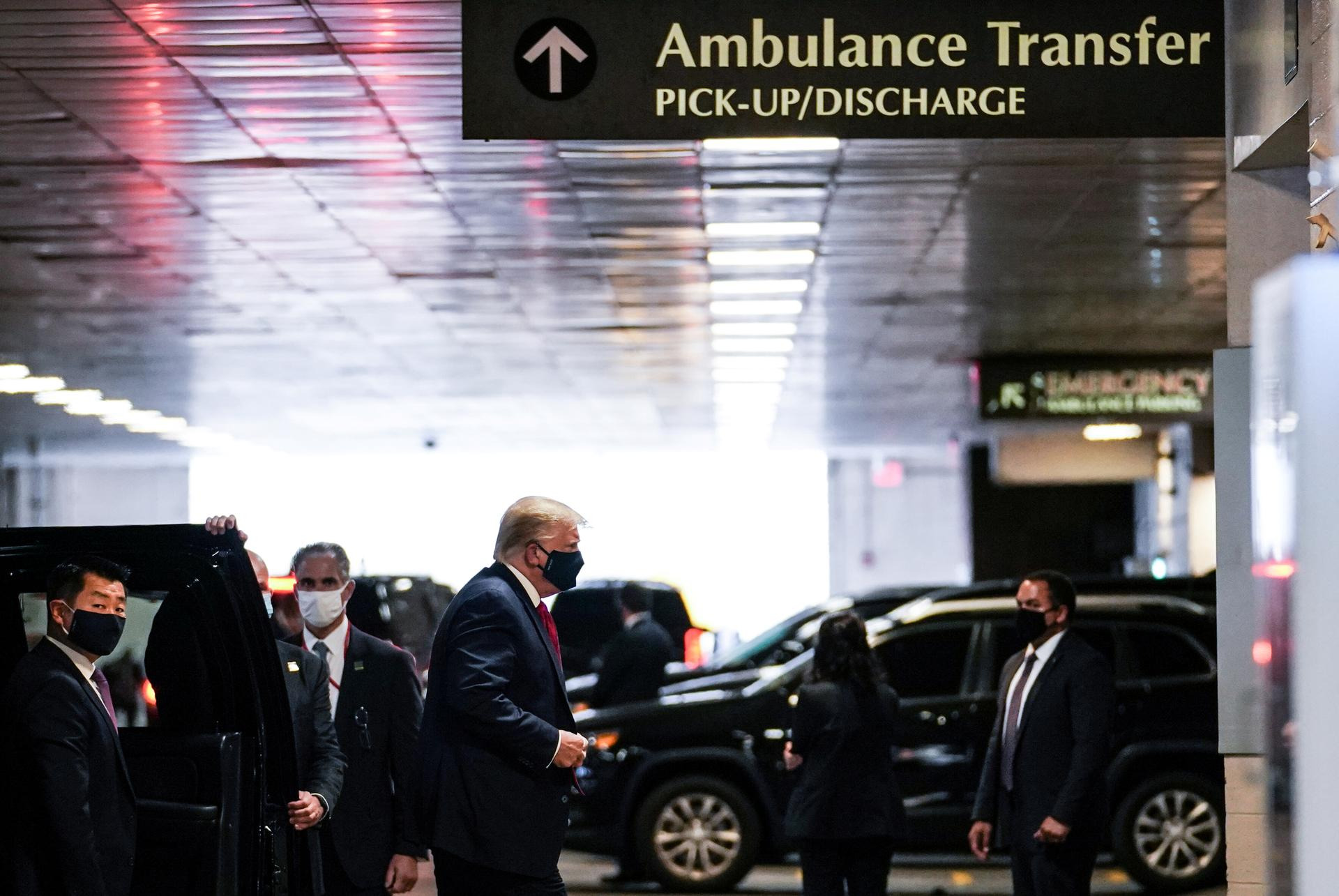 Robert Trump, president's brother who shunned the spotlight, dies