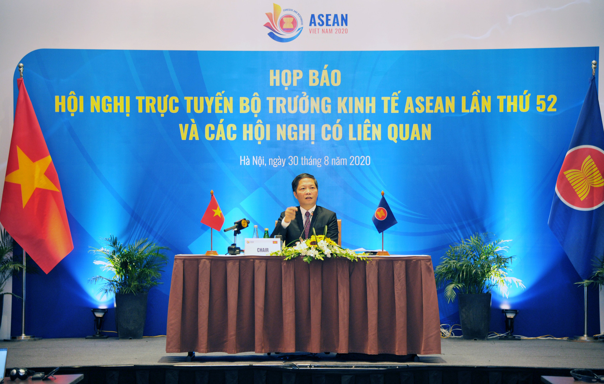 ASEAN to sign Regional Comprehensive Economic Partnership by year-end
