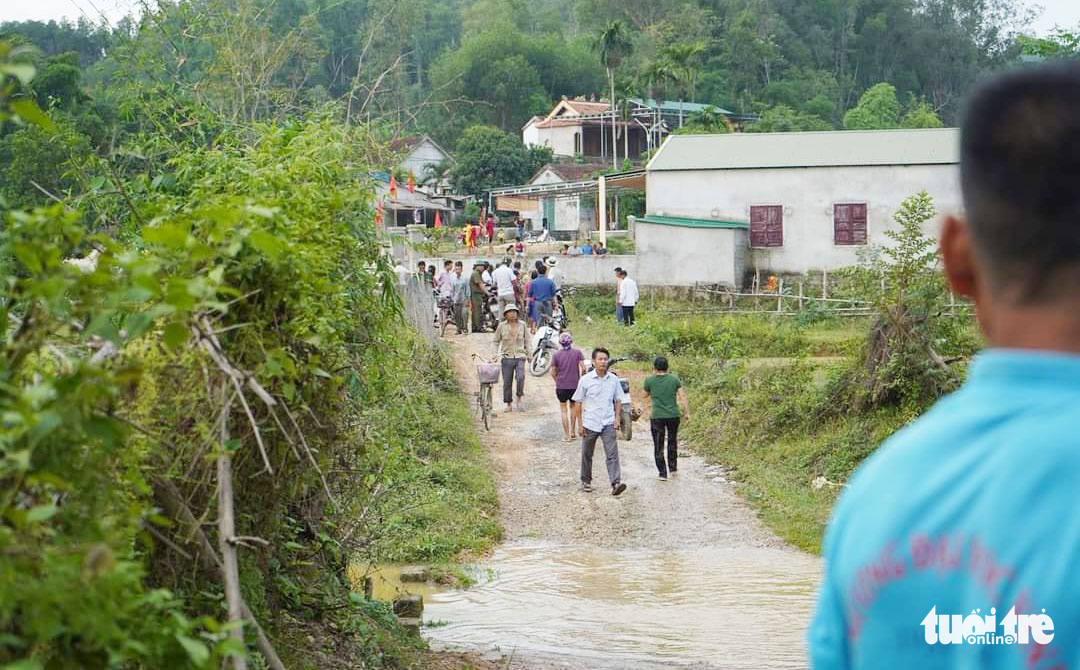Three children drown after falling into stream in north-central Vietnam