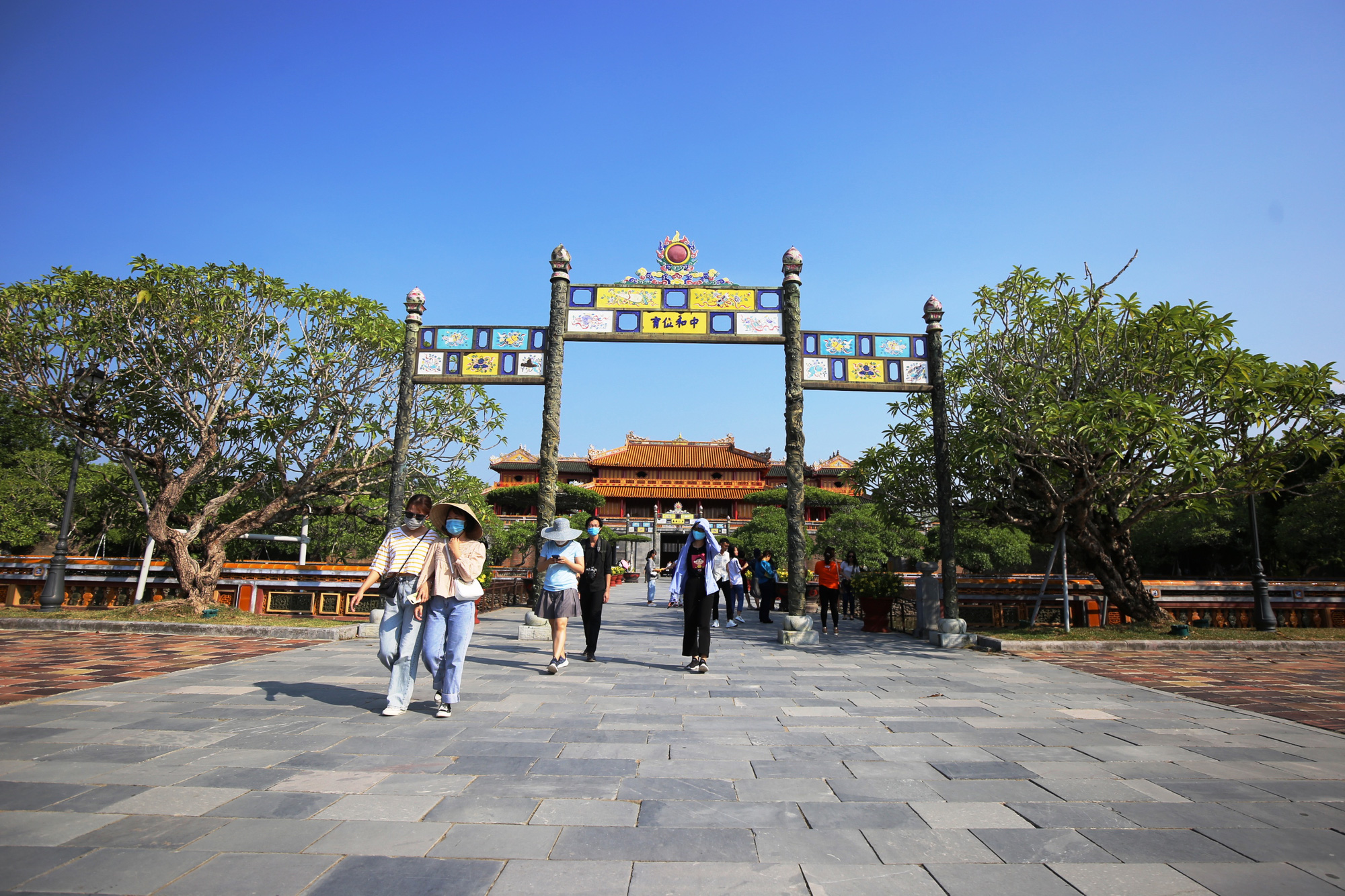 Vietnam's Thua Thien-Hue Province lifts restrictions on outdoor gatherings