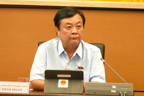 Party secretary of Mekong Delta province named Vietnam's deputy agriculture minister