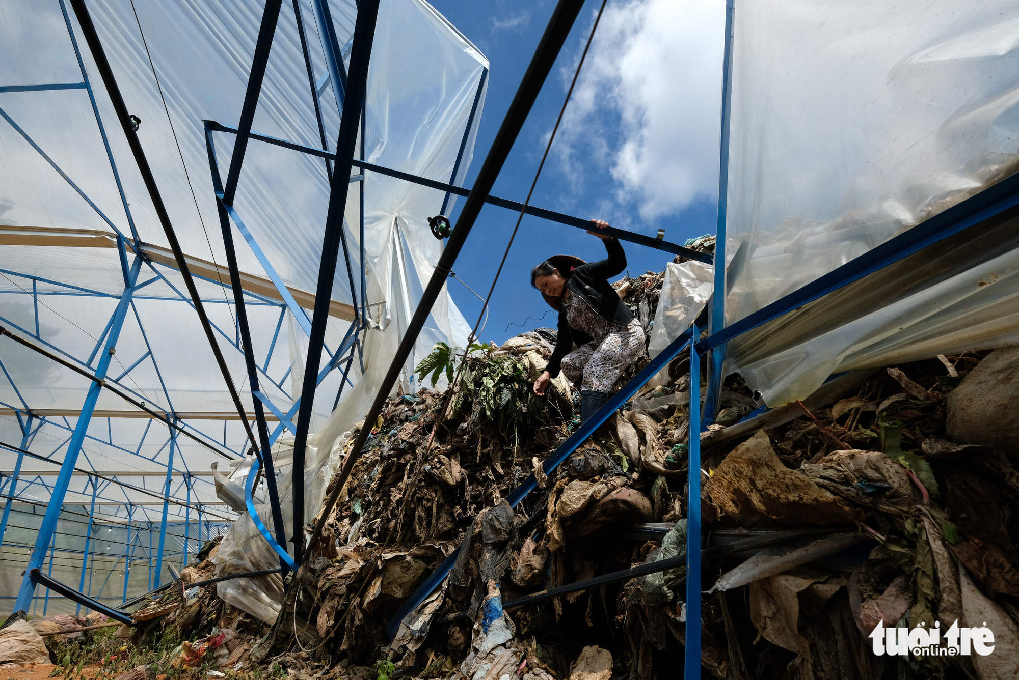 Da Lat to close pollution-causing dumpsite near center