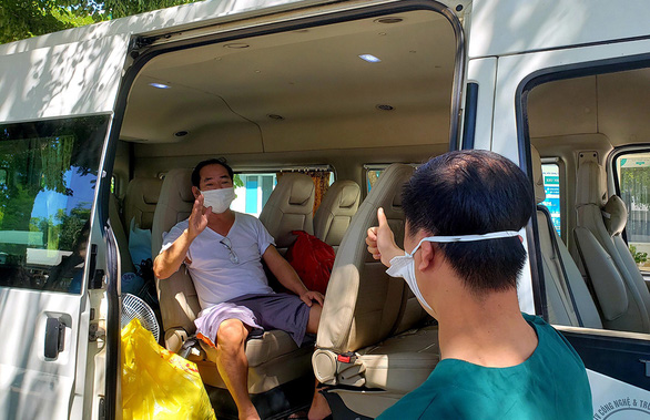 Da Nang discharges last COVID-19 patient from hospital