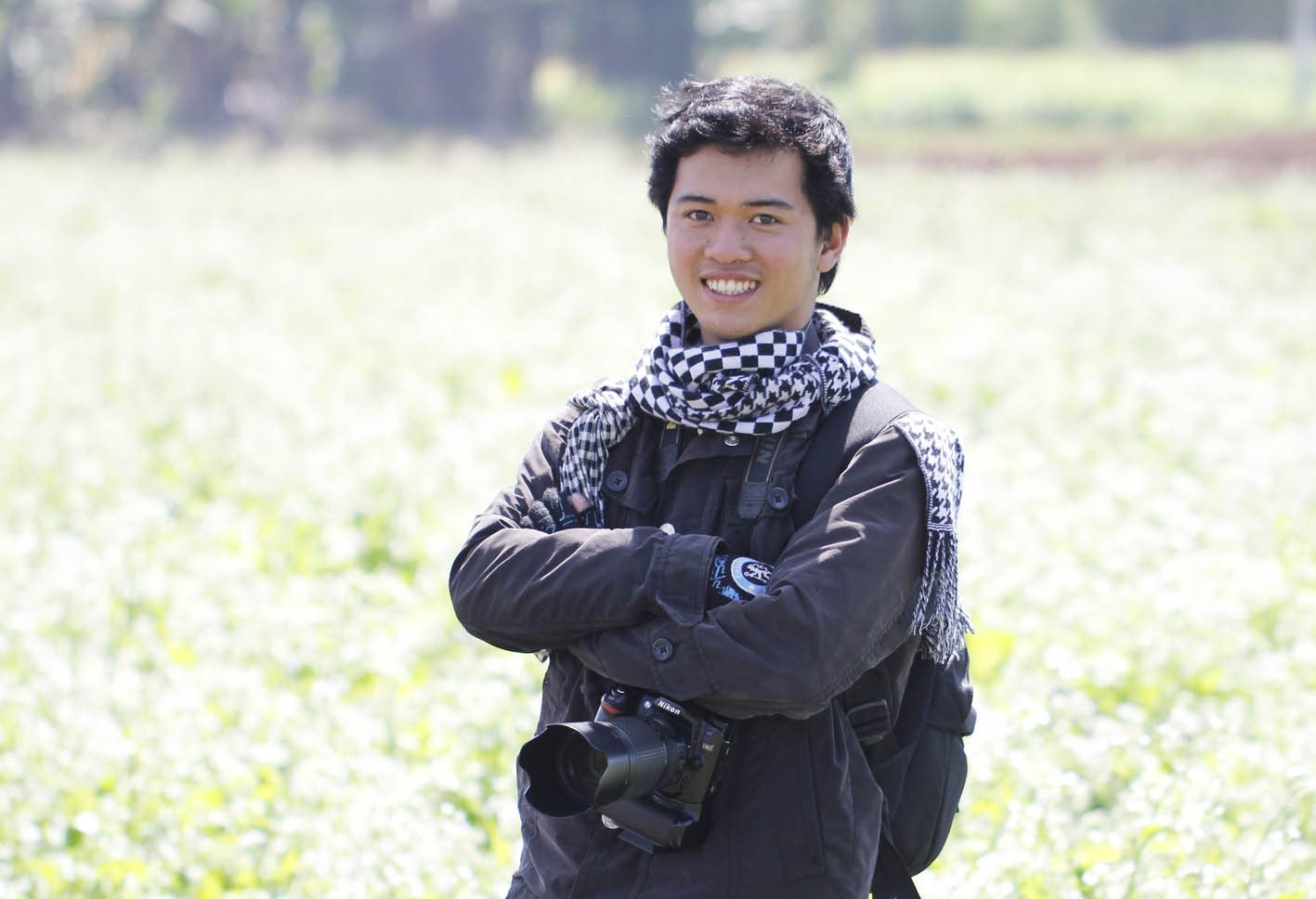 Vietnamese man's tourism business begins with tree planting, forest protection