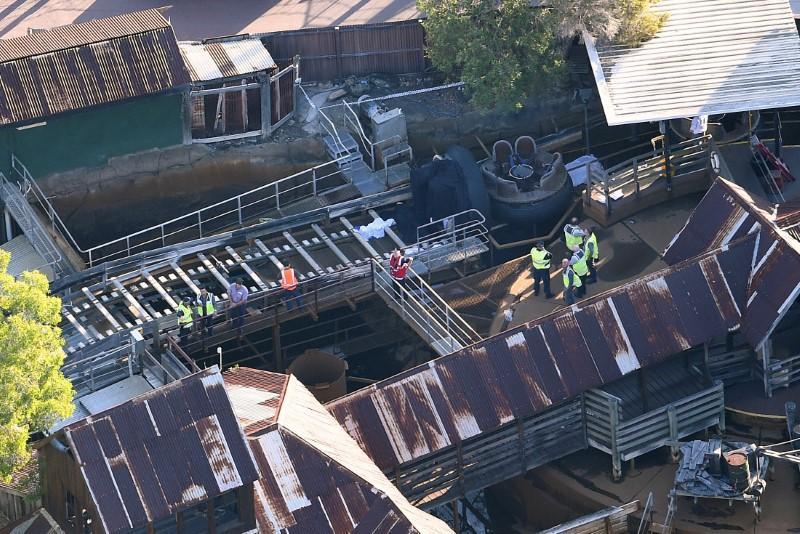 Australian theme park operator fined $2.5 million over accident that killed 4
