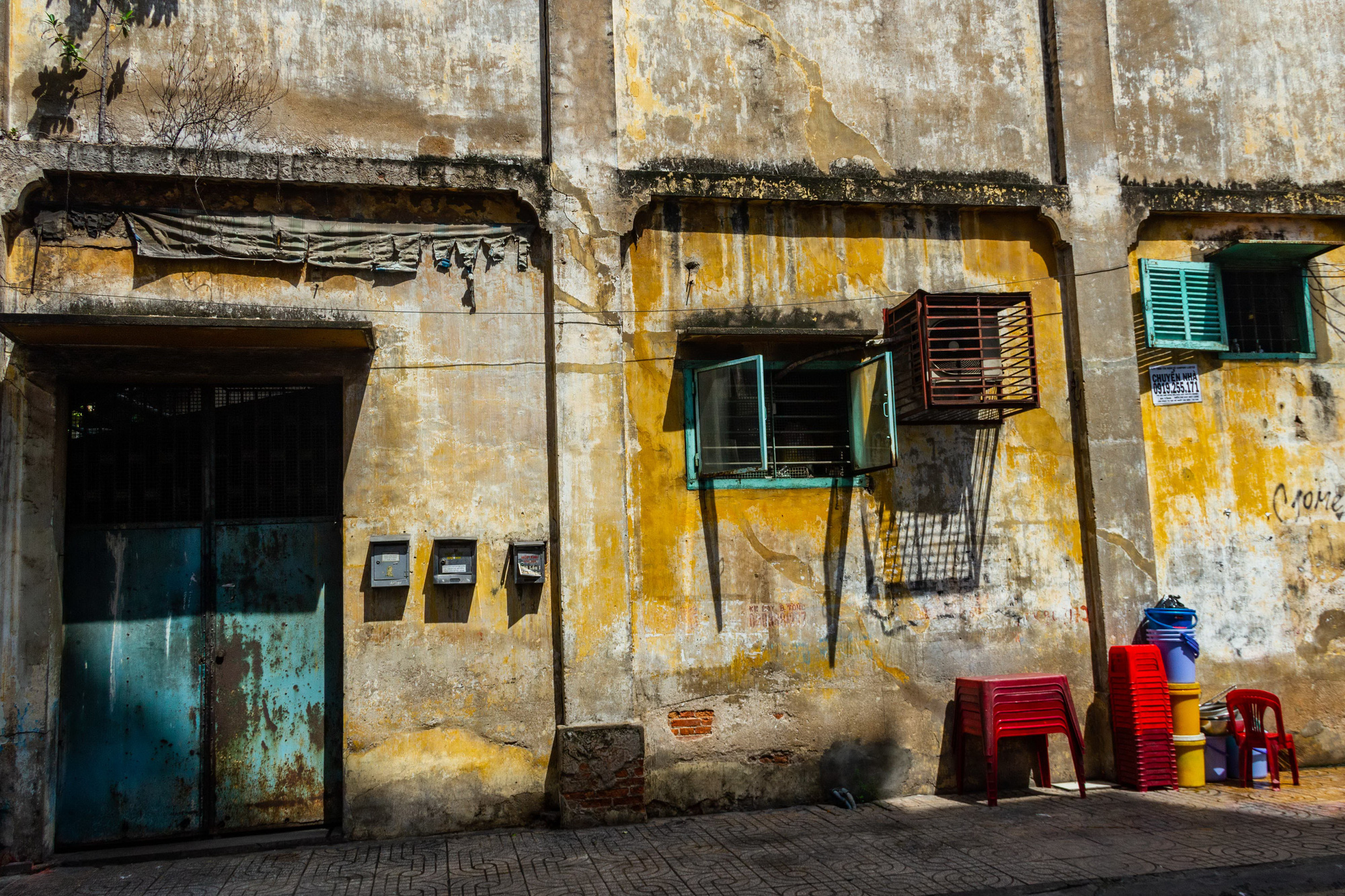 Exploring Saigon like a Saigonese
