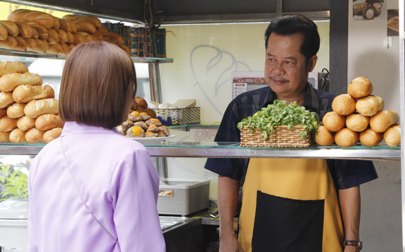 Vietnam dramas tap into 'banh mi' to promote national culinary culture