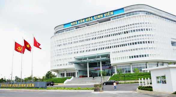 Edifice in Ho Chi Minh 'university village' wins world architecture award