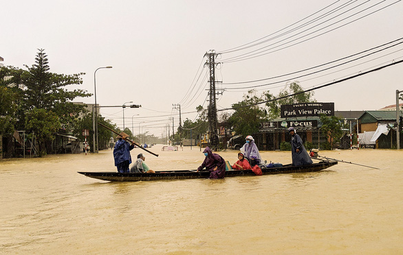 US announces $100k assistance to help Vietnam respond to Tropical Storm Linfa