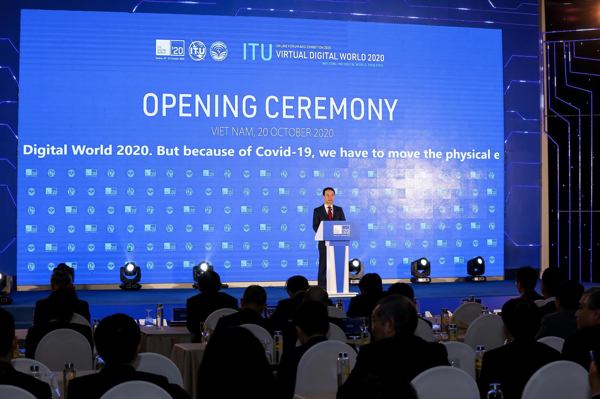 Vietnam co-organizes online global digital event