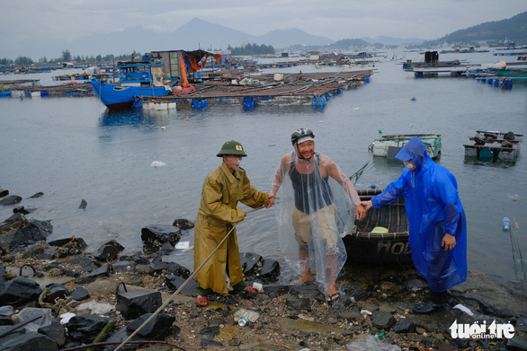 Vietnam ready to evacuate 1.3 million people as typhoon approaches