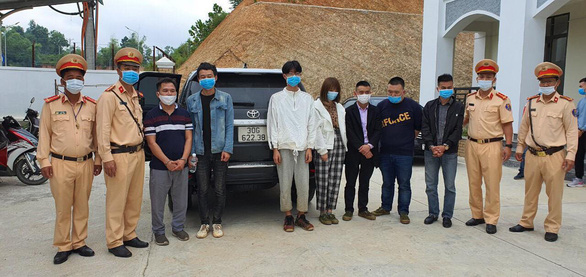 Twenty foreigners nabbed on illegal entrance to Vietnam