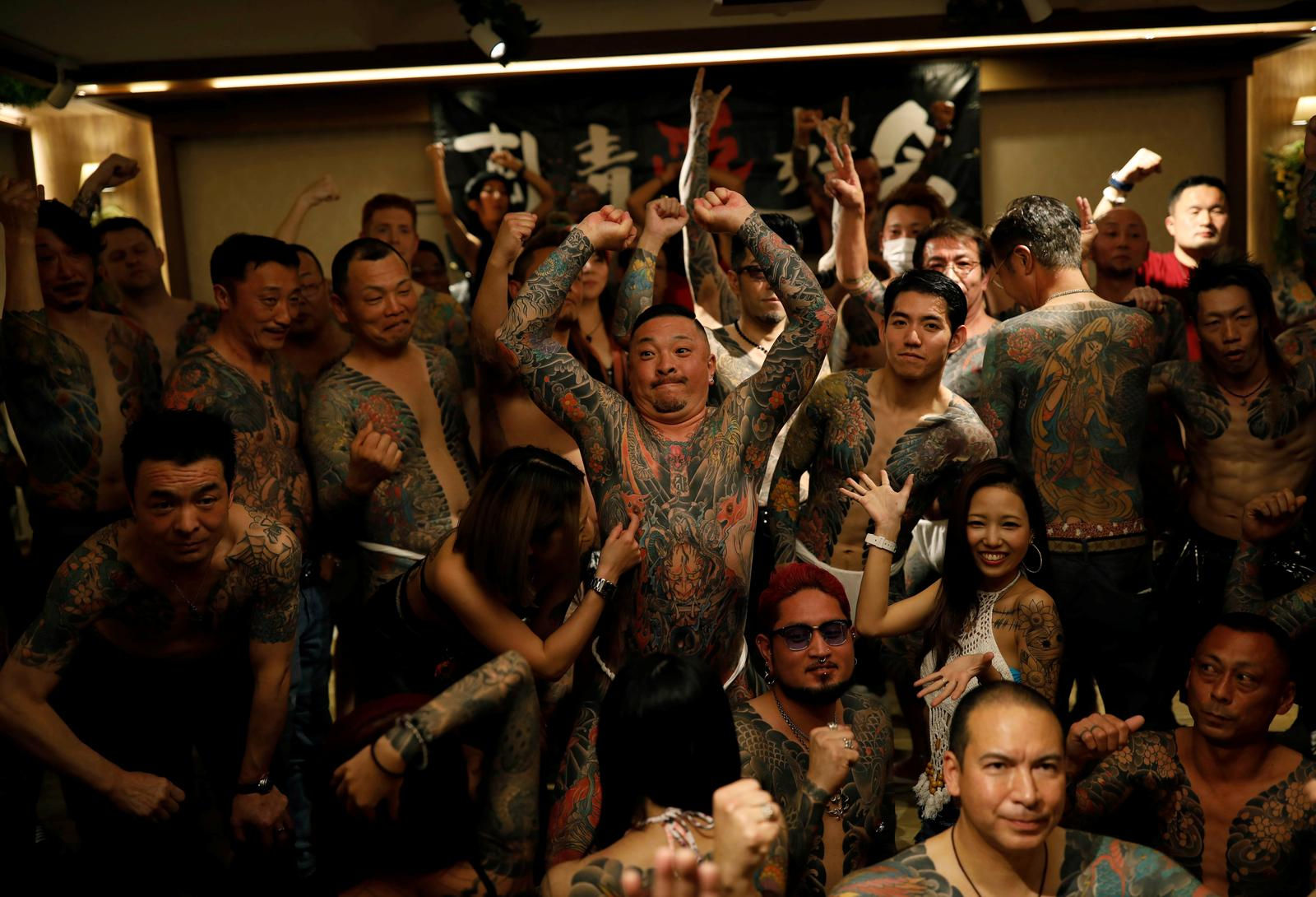 Japan Ink: Growing tribe proudly defies tattoo taboo, hopes for Olympian boost