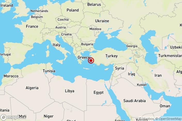 Strong earthquake strikes Aegean Sea, shaking Turkey, Greece
