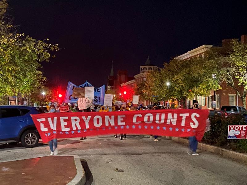 Anxiety, suspicion exacerbate U.S. post-election uncertainty
