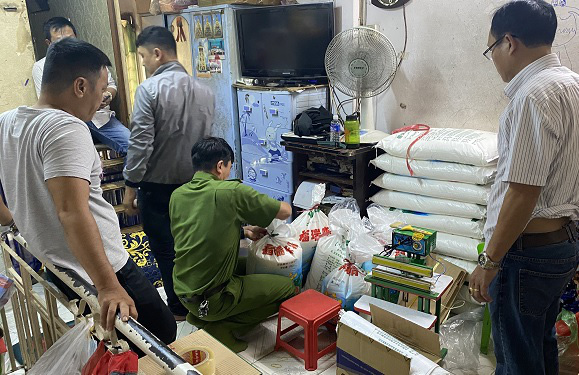 Ho Chi Minh City police catch man with massive stash of fake MSG