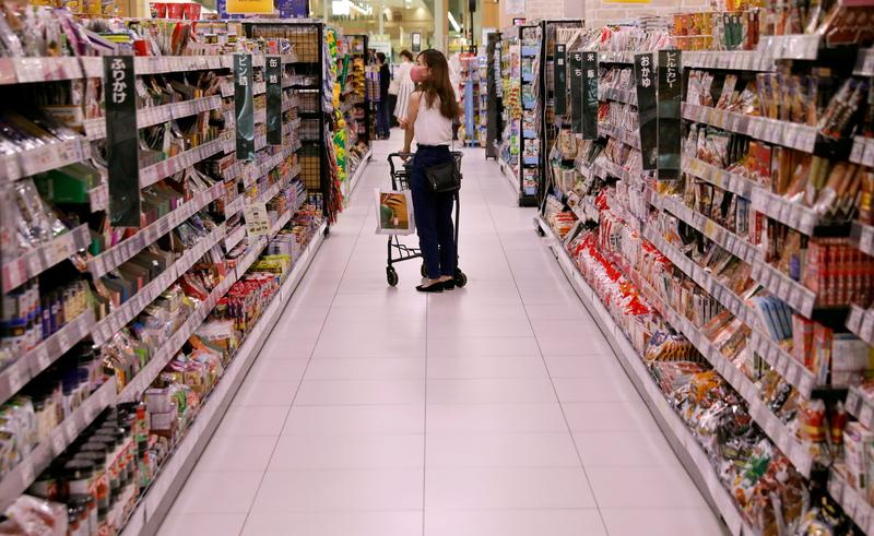Japan's household spending, wages slump as COVID-19 pain lingers