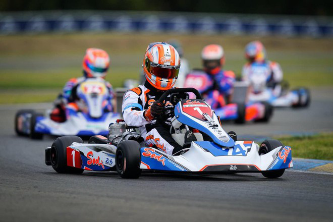 Vietnam's professional go-kart race to return this month
