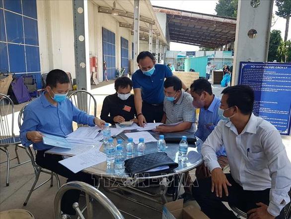 Bodies of Vietnamese victims in Cambodia car accident repatriated