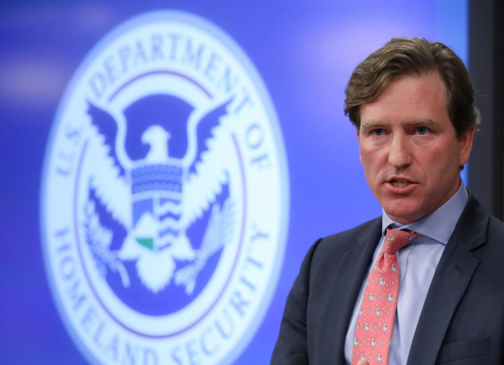Trump fires top U.S. election cybersecurity official