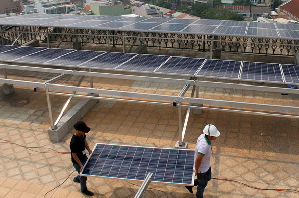 The tricky business of recycling dead solar cells in Vietnam