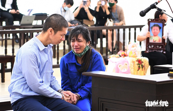 Hanoi man receives death sentence for murdering 3-year-old step-daughter