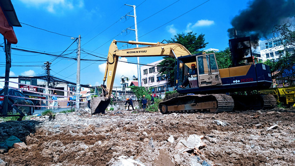 Ho Chi Minh City to redirect traffic in Go Vap for bridge construction