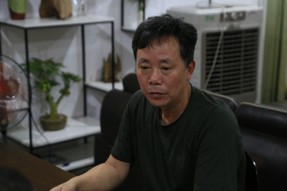 Wanted Chinese criminal discovered hiding in central Vietnamese province
