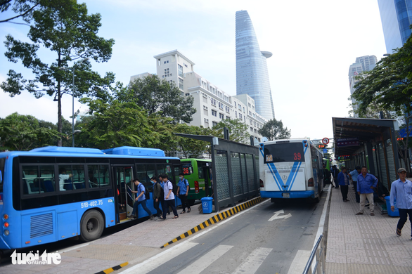 Ho Chi Minh City builds maiden bus terminal in Cu Chi District