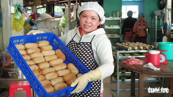 Vietnamese grilled bananas wrapped in sticky rice enter European, Australian markets