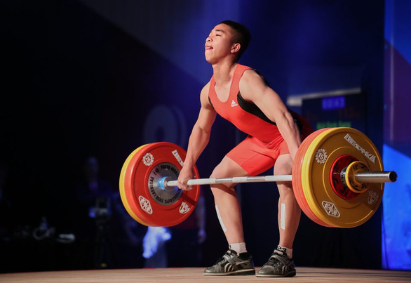 Vietnam's weightlifting fears ban from Olympics after two new doping scandals