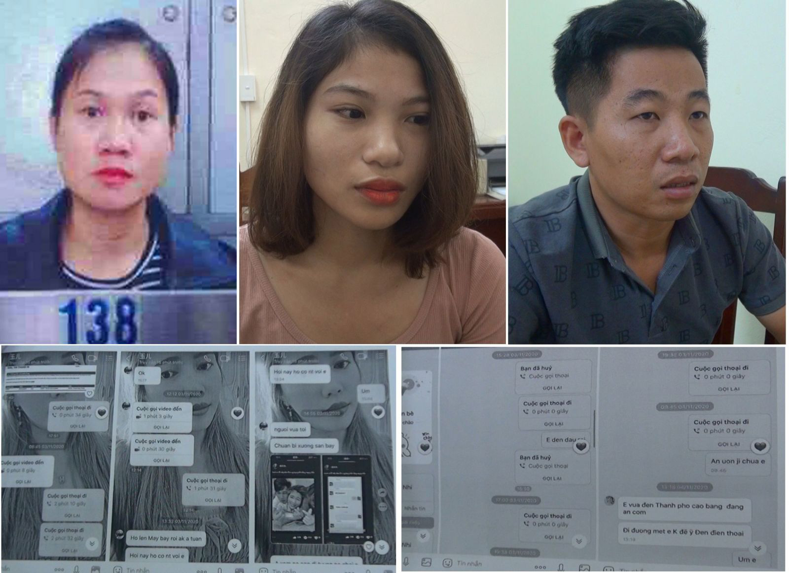Vietnam police arrest three suspects for selling women to China