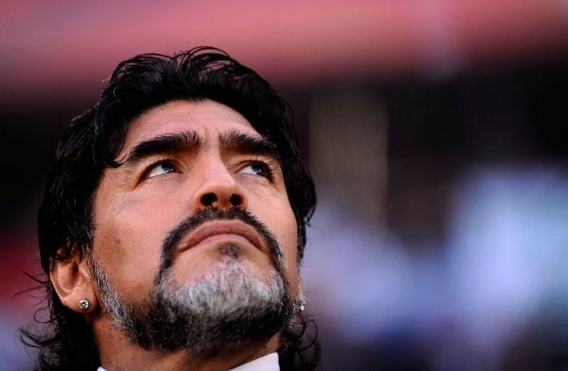 Soccer world mourns as Argentina great Maradona dies aged 60