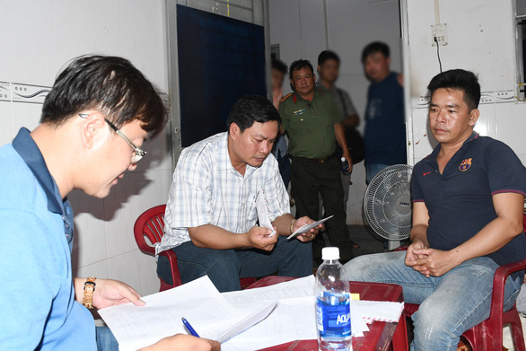 Couple making counterfeit money arrested in Vietnam's Mekong Delta province