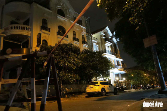 Dismembered body found in suitcase at Saigon house