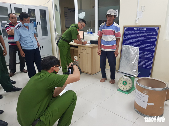 Vietnam arrests three suspected drug traffickers from Cambodia