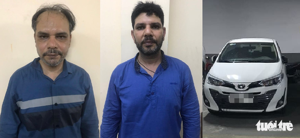 Ho Chi Minh City police arrest Pakistani robbers