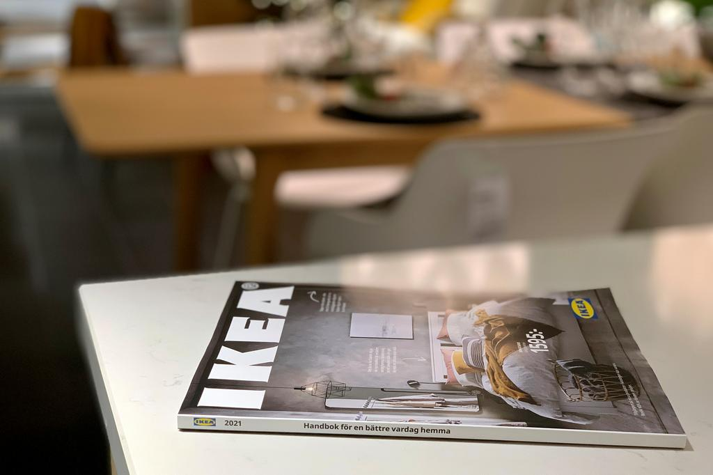IKEA turns the page on catalogue after seven decades