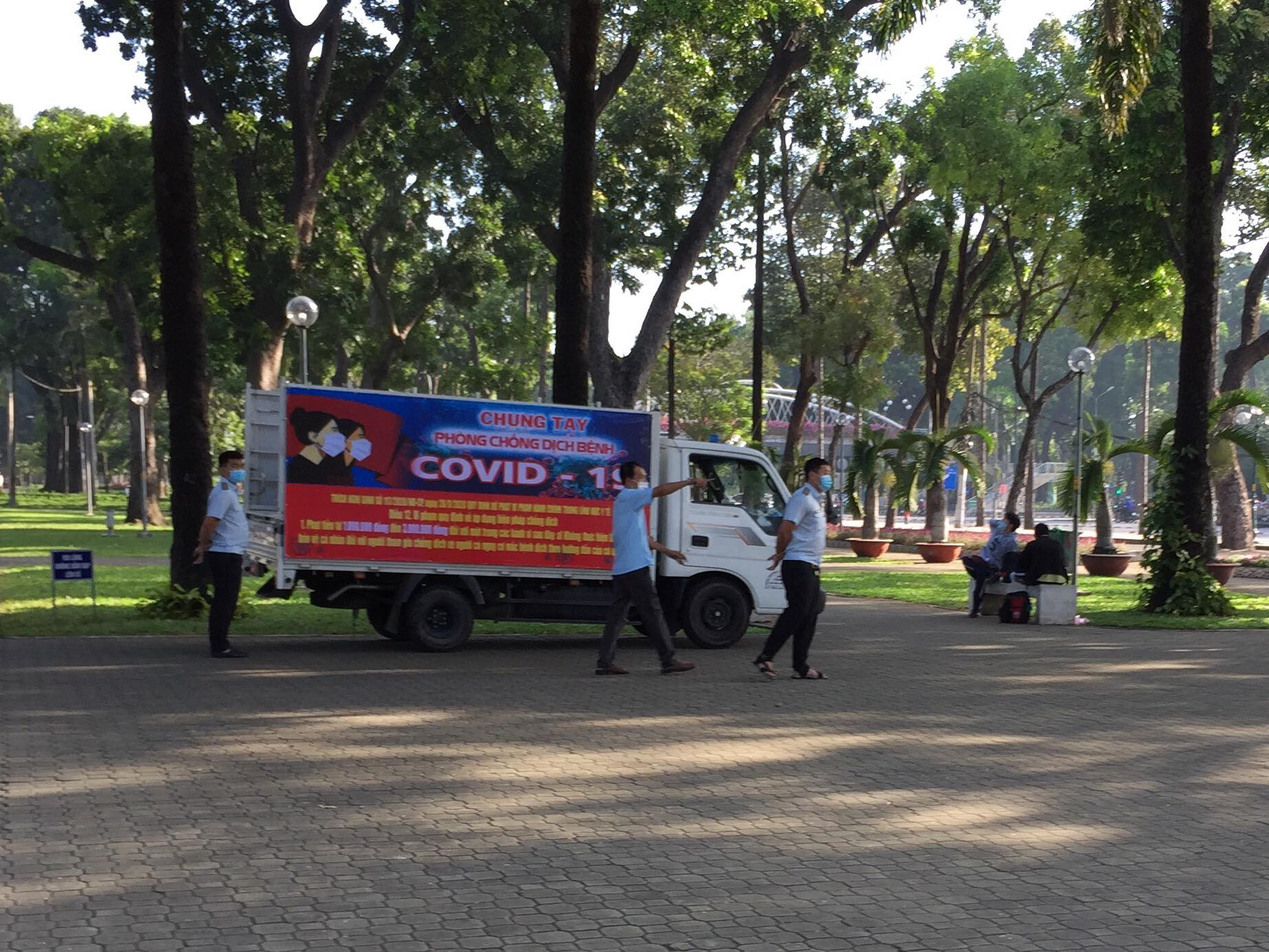 Recent COVID-19 outbreak put under control in Ho Chi Minh City: HCDC
