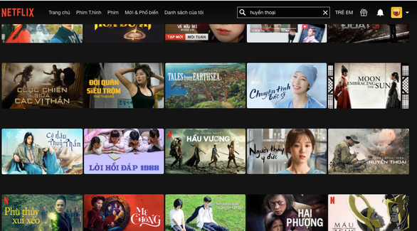 Two Vietnamese movies published on Netflix without consent of IP holder