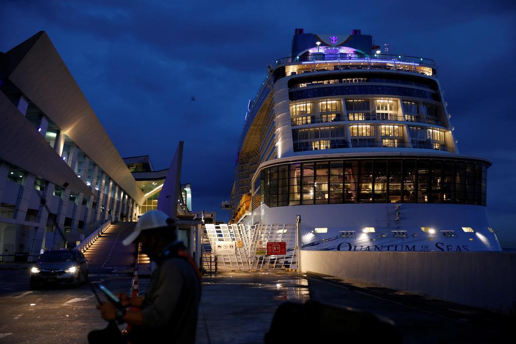 COVID-19 scare aboard Singapore cruise a false alarm, authorities say